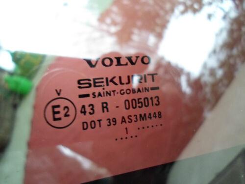 2001-2007 VOLVO V70 OEM FACTORY SUNROOF GLASS 100/% LEAK PROOF SEAL GUARANTEED!