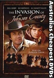 The-Invasion-Of-Johnson-County-DVD-NEW-FREE-POSTAGE-WITHIN-AUSTRALIA-REGION-4