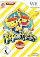 Nintendo Wii Spiel Pop'n Rhythm Neunew