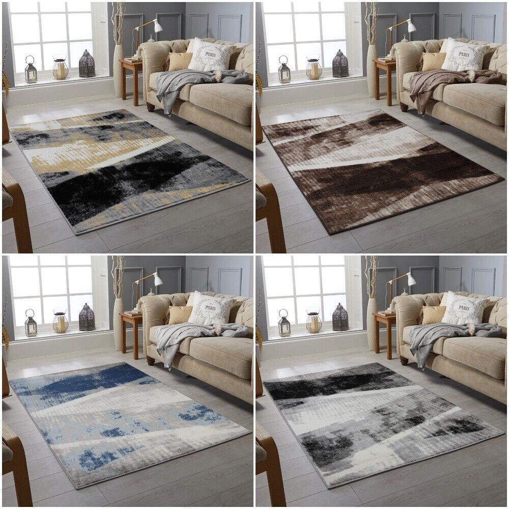 New Modern Area Rugs Large Small Carpets Runner Living Room Bedroom Floor Mats Ebay
