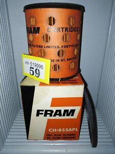 Classic-Car-Fram-CH-855APL-OIL-FILTER-FORD-ANGLIA-PREFECT-CONSUL-CLASSIC-CORTINA