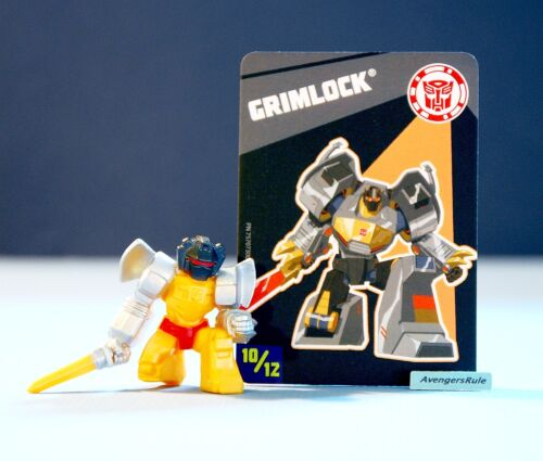 Transformers Tiny Titans Series 6 Robots in Disguise 10//12 Grimlock