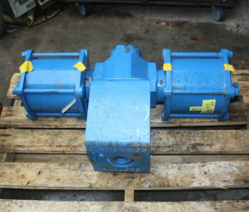 Large Pneumatic Valve Actuator Double acting APPROX 200mm 5 inch cylinder bore