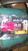 Boss Capacitor 3.5 Farad Color Red With Digital Display