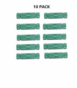 Pack of 6 Posi-Lock PL-0608 Wire Connector Green  6-8 Gauge
