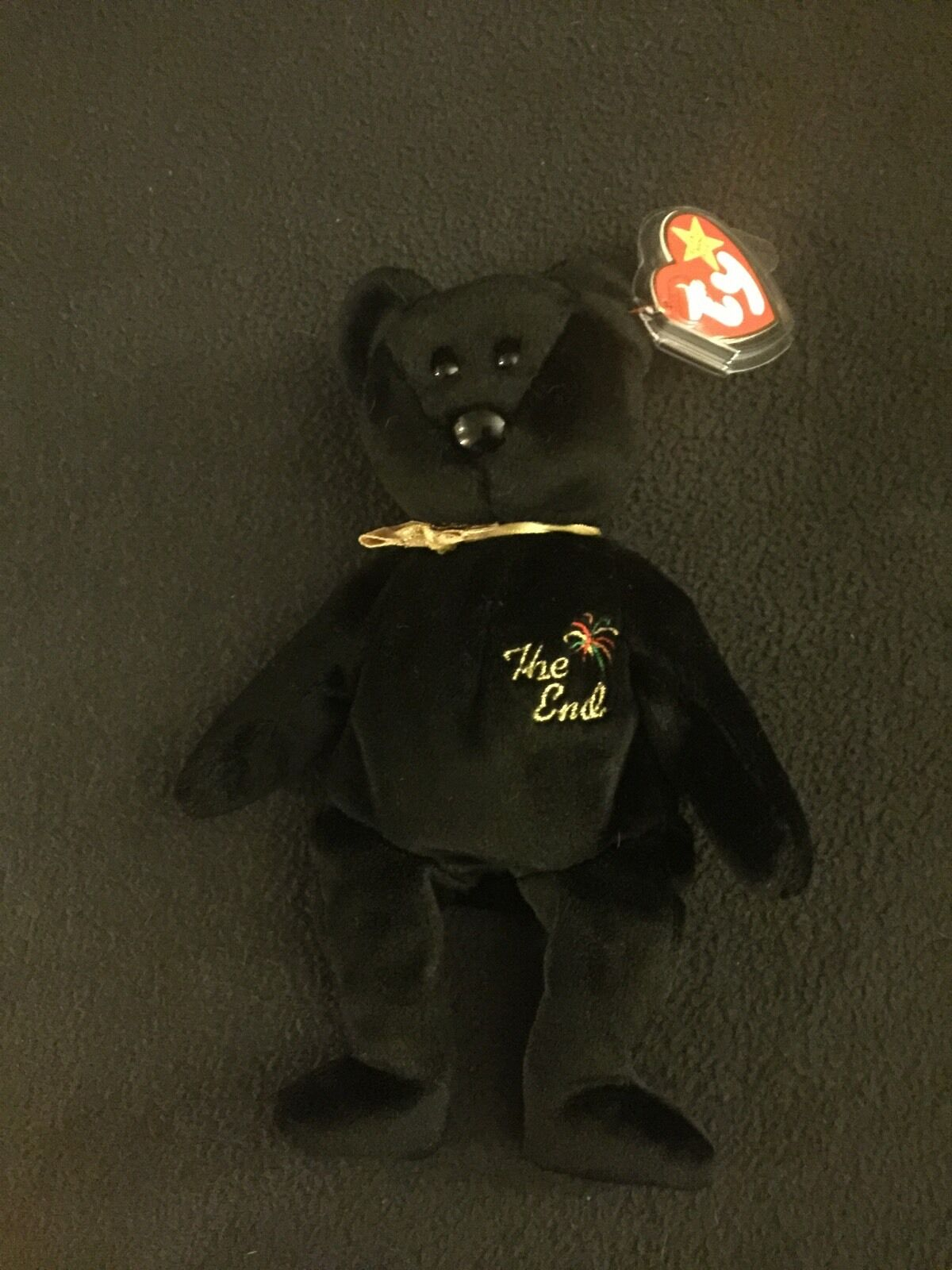 c2c18676910 Rare Beanie Babies The 1999 No Tag Date And Punctuation Error End Ty ...