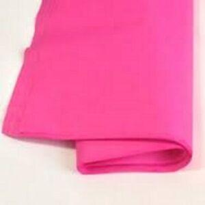 10-feuilles-de-soie-papier-mousseline-50-x-75-rose-fushia-NEUF