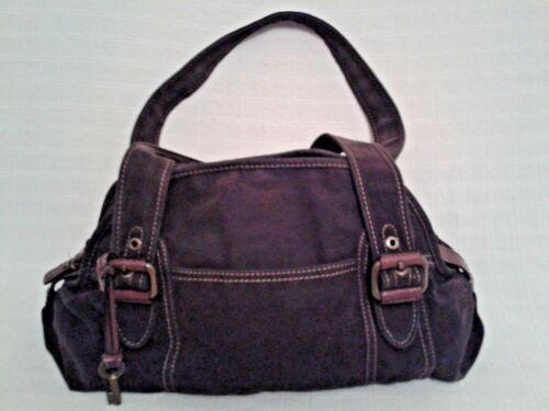 dettaglio cuciture con Lady's color bronzo Handbag Brown avana color pelle e Fossil z77awqUxI