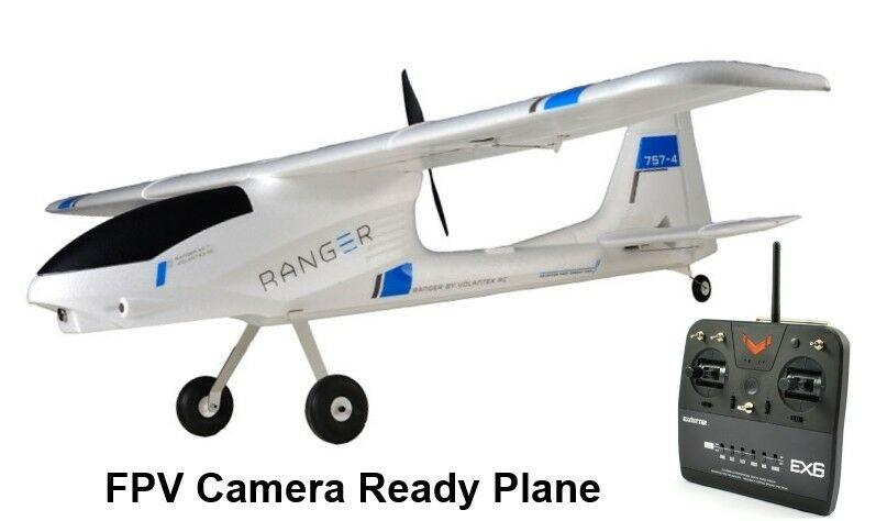 Volantex UAV Ranger FPV Camera Ready Plane RTF 1400mm with Gyro