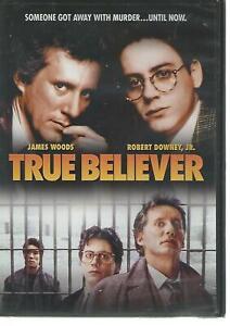 Mill-Creek-Columbia-Pict-TRUE-BELIEVER-James-Wood-Robert-Downey-Jr-NEW-DVD-YL