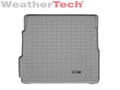 WeatherTech Cargo Liner Trunk Mat for Audi A4//S4 Avant Grey
