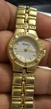 Vintage DUFONTE by LUCIEN PICCARD RS  Ladies  QUARTZ Watch! FRESH BATTERY! LOOK!
