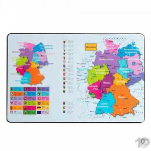 schreibunterlage deutschlandkarte PAGNA Schreibunterlage Motiv: Deutschlandkarte