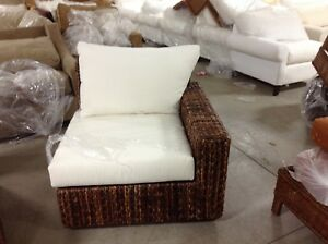 Image Is Loading Pottery Barn Seagr Havana Sectional Square Arm Sofa