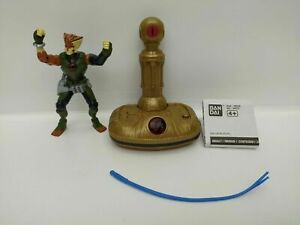 Thundercats-2011-Tygra-Figure-with-Weapon-amp-Light-Up-Podium-84033-Pre-owned