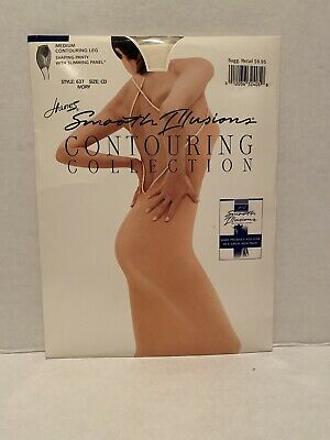 Hanes Silk Reflections Womens Smooth Illusions Ultimate