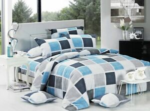 Brinty-Duvet-Doona-Quilt-Cover-Set-Double-Queen-King-Super-King-Size-Bed-New
