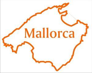 Kontur-Aufkleber-Mallorca-aus-hochwertiger-Folie-geschnitten