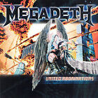 United Abominations by Megadeth (CD, May-2007, Roadrunner Records)