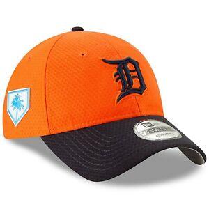 get cheap 3f399 25684 Image is loading Detroit-Tigers-New-Era-2019-Spring-Training-9TWENTY-