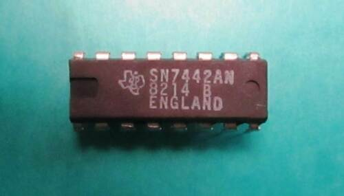 Sn7442n Texas Instruments