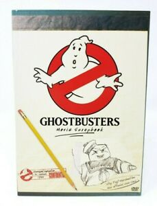 Ghostbusters-Movie-Scrapbook-Special-Edition-Collector-039-s-Item-2005