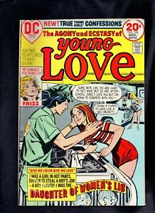 YOUNG-LOVE-106-G-DAUGHTER-OF-WOMEN-039-S-LIB-1973-DC