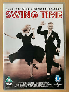 Swing-Time-DVD-1938-Hollywood-Musical-Classic-w-Fred-Astaire-and-Ginger-Rogers