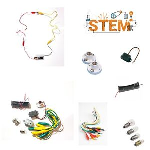 Electric Circuit kids children Learning resources Montessori KS1 KS2 Bulb +more