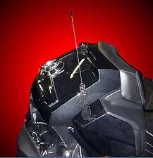 Chrome Shortee Antenna for Can Am Spyder RT by Custom Dynamics (#SPY-SHORTEE-C)