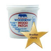Woodwise Brazilian Cherry Wood Patch Filler - Quart