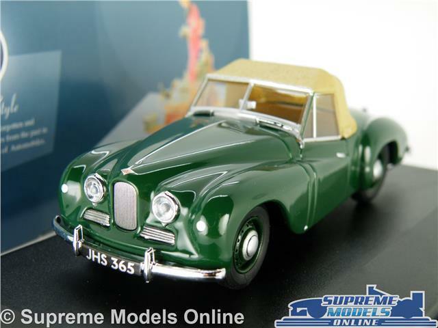 JOWETT JUPITER SA MODEL CAR 1 43 SCALE OXFORD 43JUP001 RACING GREEN SPORTS K8