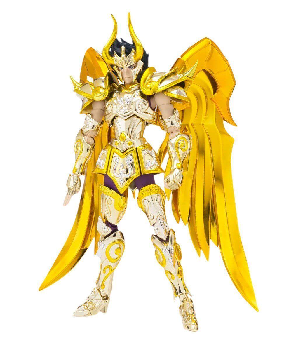 Bandai Saint Seiya Cloth Myth EX Soul of Gold Capricorn Shura (God Cloth)