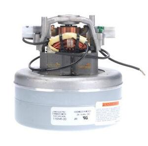 Ametek Lamb Vacuum Blower Motor 24 Volts Dc 116846 00 Ebay