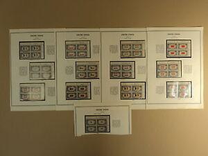 USPS Scott 909-21 Overrun Countries 1943-44 Lot Of 13 Plate Block Mint NH