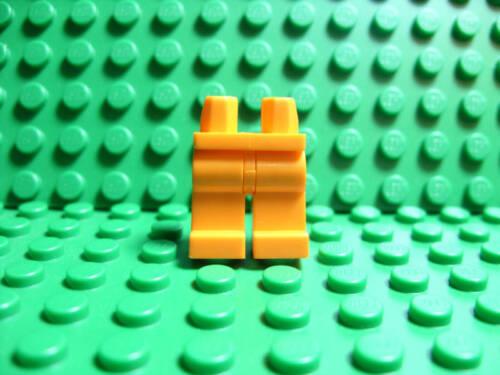 Lego NEW Orange Legs with orange waist hips  Lot of 2