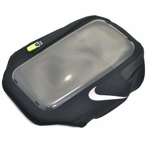 classic shoes high quality great deals 2017 Nike Adult Pocket Sports Running Armband Bracelet, Black/Black/Silver, One  Size