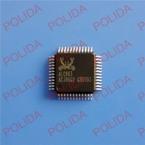 1PCS IC REALTEK LQFP-48 ALC663