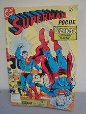BD Superman Poche N°76 - 1983
