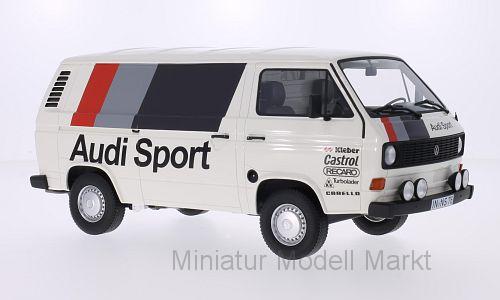 30021 - PREMIUM ClassiXXs VW t3 CASSETTA-AUDI SPORT - 1980 - 1 18
