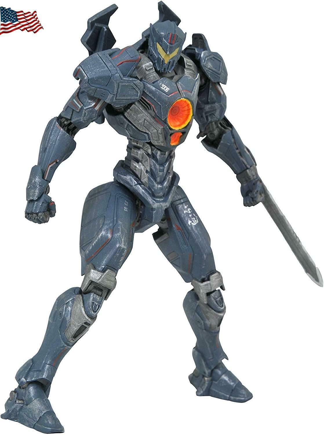 18 cm Pacific Rim Uprising Diamond Select série 1 Bracer Phoenix