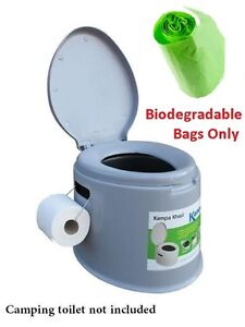 Portable Camping Festival Toilet Composting Biodegradable