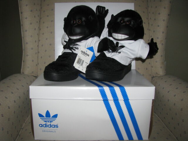 vintage adidas js gorilla scarpe jeremy scott 8 ebay