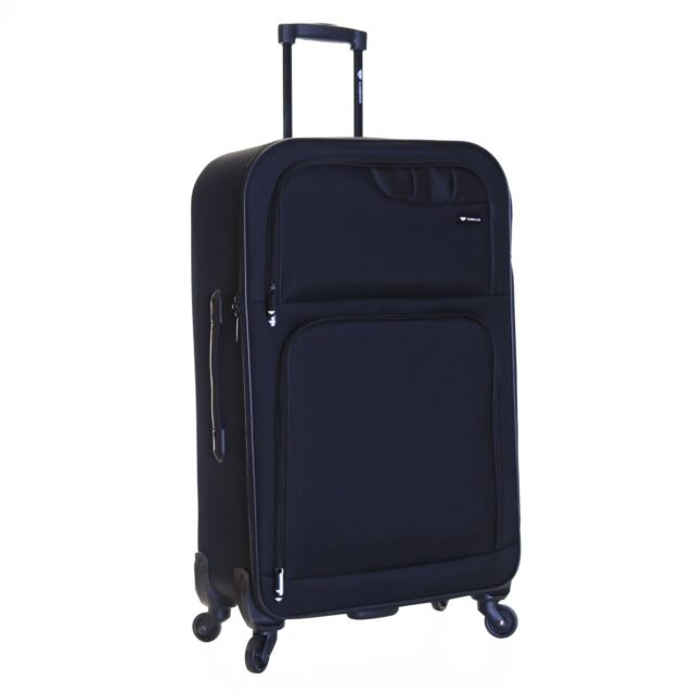 20adcc39e Extra Large XXL 79cm Expandable Spinner Wheels Luggage Trolley ...