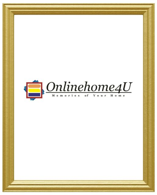 ANTIQUE STYLE BEST PHOTO FRAMES PICTURES POSTERS PRINT FRAMES GOLD /& SILVER