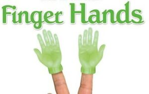 Glowing-Finger-Hand-Puppets-Glow-In-the-Dark-Hands-QTY-2-Party-Favor-Gifts