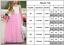 Lace-Girls-Princess-Tutu-Tulle-Summer-Party-Long-Dress-Wedding-Bridesmaid-Kid thumbnail 7