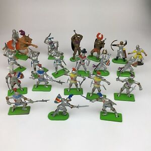 20-x-Vintage-Britains-Deetail-Medieval-Knights-Bundle