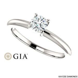 1-3-Carat-GIA-Certified-Diamond-Ring-in-14K-Gold-with-GIA-certificate