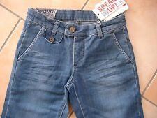 "(188) Coole Imps & Elfs Girls Jeans Hose ""Employee"" slim fit flared leg gr.146"